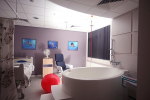 Birth Rooms by AQB Pools Ltd